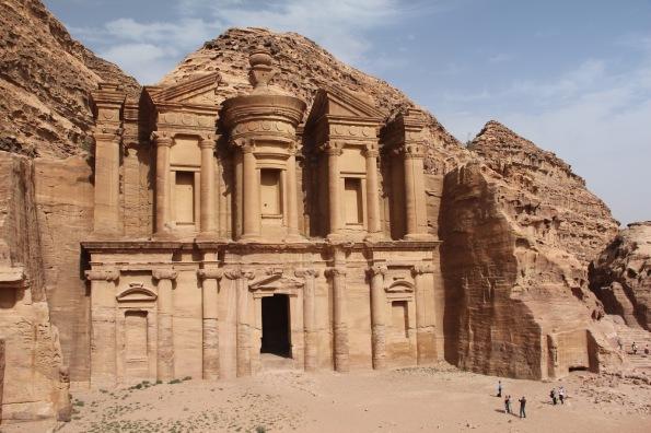 4Jordan Petra, Monastery